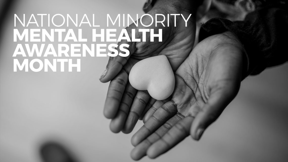 National Minority Mental Health Awareness Month