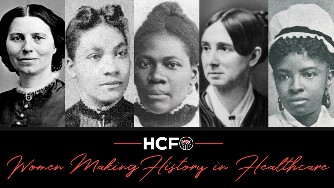 Women Making History in Healthcare